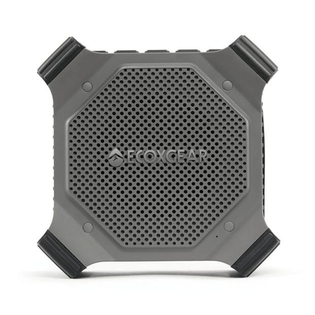 Ecoxgear EcoDrift Waterproof Rugged Wireless Bluetooth Speaker - Grey #1