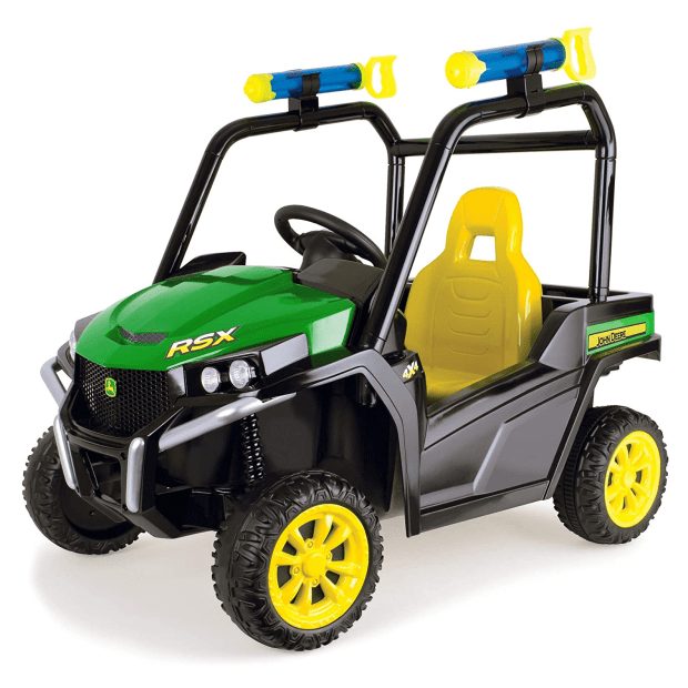 John Deere Battery Operated Gator Ride On #1
