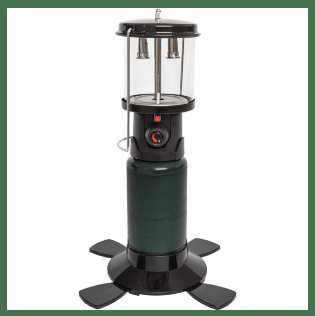 Kuma Propane Lantern with Piezo Start - Black