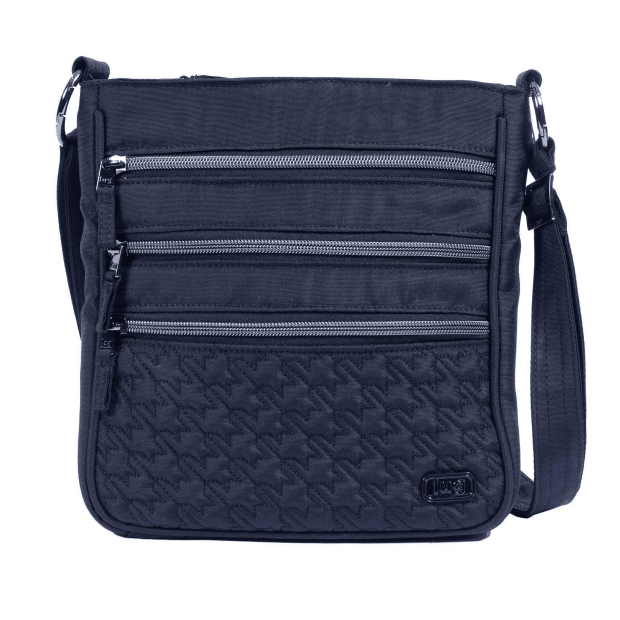 Lug® Breezer Crossbody Bag - Brushed Black #1