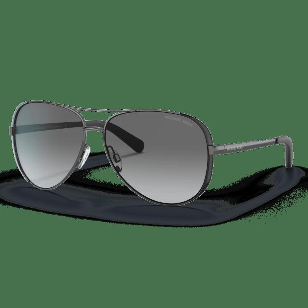 Michael Kors Chelsea Sunglasses - Gunmetal/Grey #1