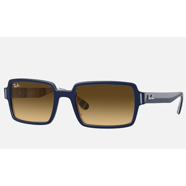 Ray-Ban Benji Sunglasses - Blue/Brown Gradient #1