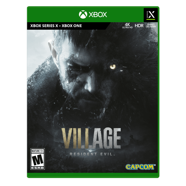 Resident Evil Village - Xbox Series X/ Xbox One