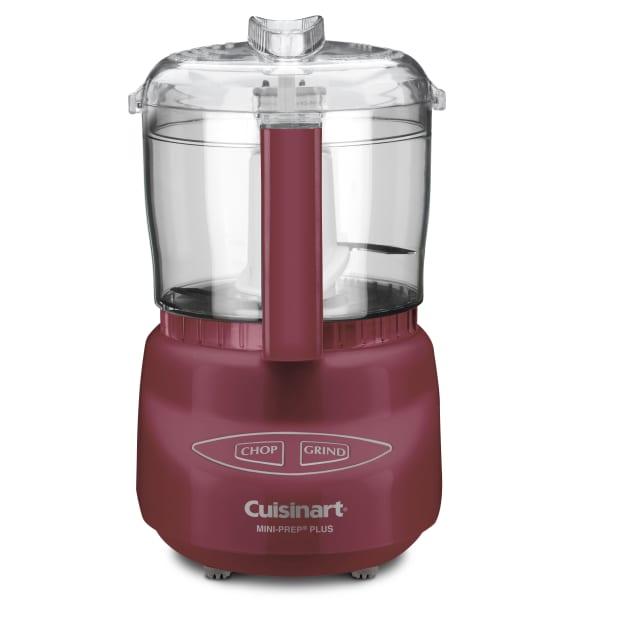 Cuisinart® Mini-Prep Plus Processor - Dark Red #1