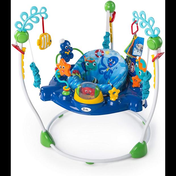 Baby Einstein® Neptune's Ocean Discovery Jumper™ #1