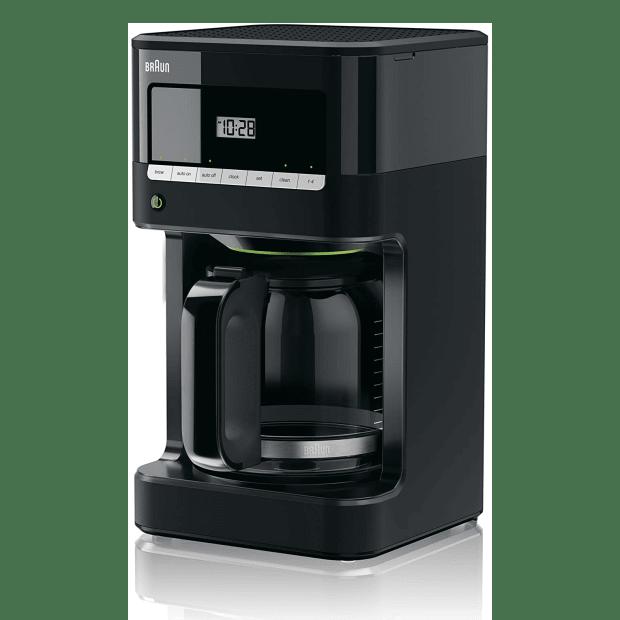 Braun BrewSense Drip 12-Cup Coffee Maker - Black #1