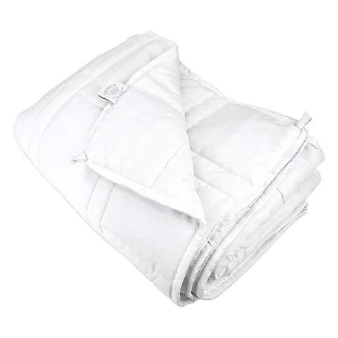 Cheryl's Home & Family The Huggler Weighted Blanket - White - 8lbs #1