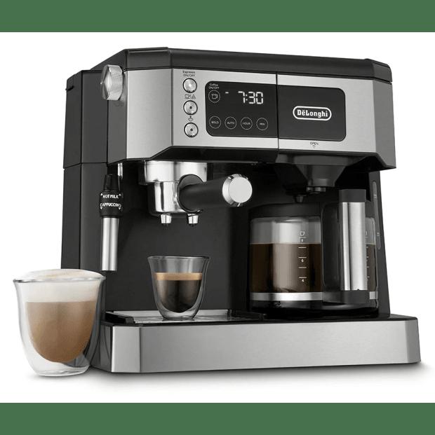 De`Longhi All-in-One Combination Coffee, Espresso and Cappuccino Machine #1