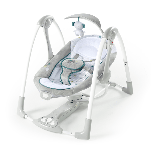 Ingenuity ConvertMe Swing-2-Seat - Nash #1