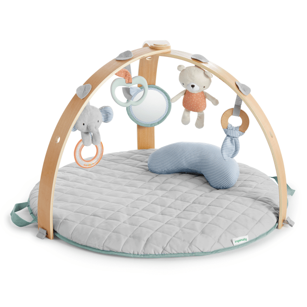 Ingenuity Cozy Spot™ Reversible Duvet Gym - Loamy™ #1