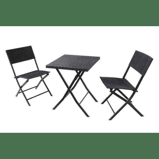 Sunmate Casual 3-Piece Outdoor Patio Set