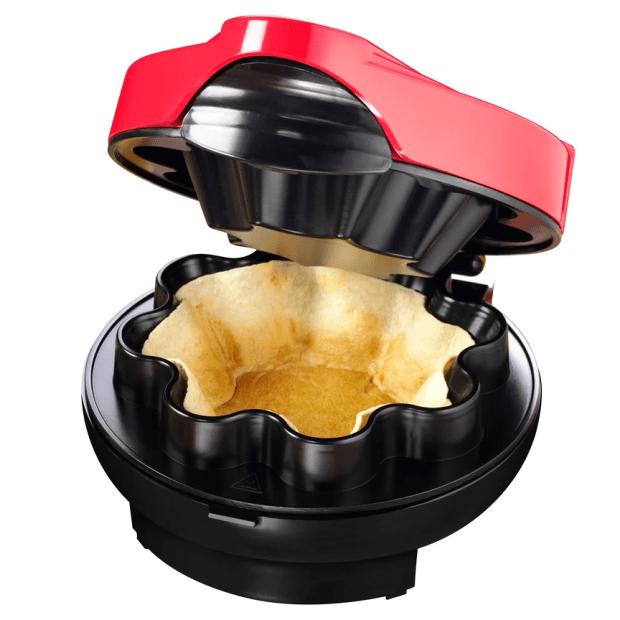 Nostalgia® Taco Tuesday Baked Tortilla Bowl Maker #1