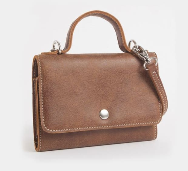 Roots Wallet Tribe Bag #1