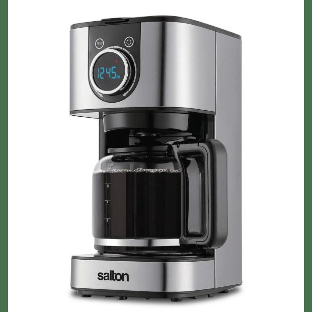 Salton® Digital Programmable 10-Cup Coffee Maker #1