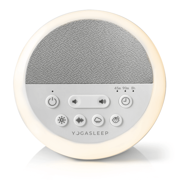 Yogasleep® Nod White Noise Machine with Night Light #1