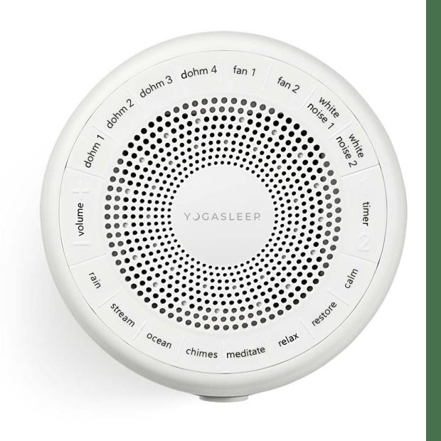 Yogasleep® Whish™ Multi-Sound Sleep Machine #1