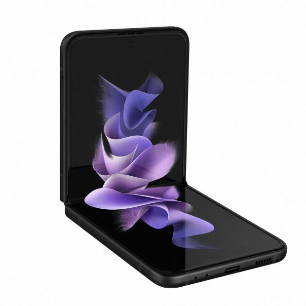 Samsung Galaxy Z Flip3 5G - 256GB - Phantom Black  #1