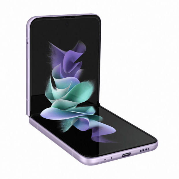 Samsung Galaxy Z Flip3 5G - 128GB - Lavender #1