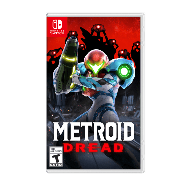 Metroid Dread – Nintendo Switch