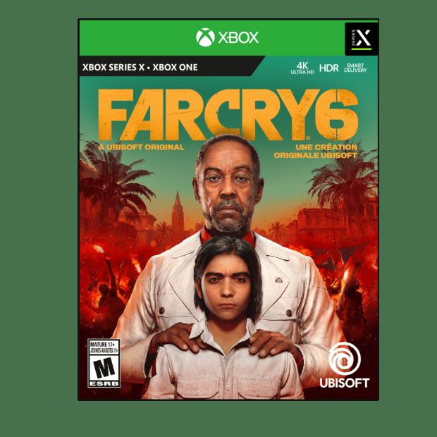 Far Cry 6 – Xbox Series X/Xbox One