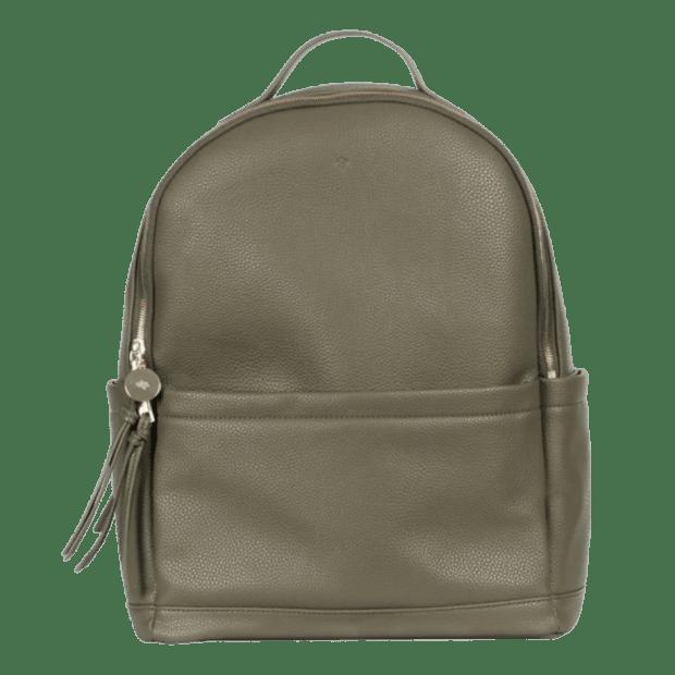 Ela Backpack – Khaki Pebble #1