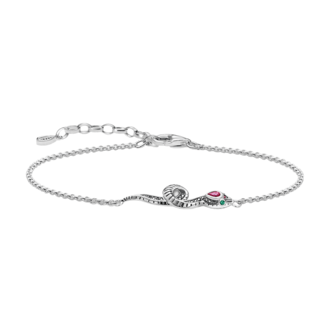 Thomas Sabo Snake Bracelet – Silver #1