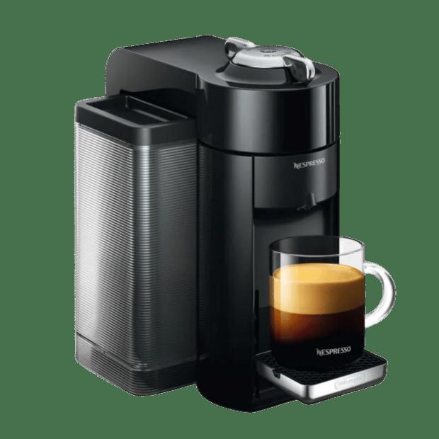 Nespresso Vertuo Coffee and Espresso Machine - Black #1