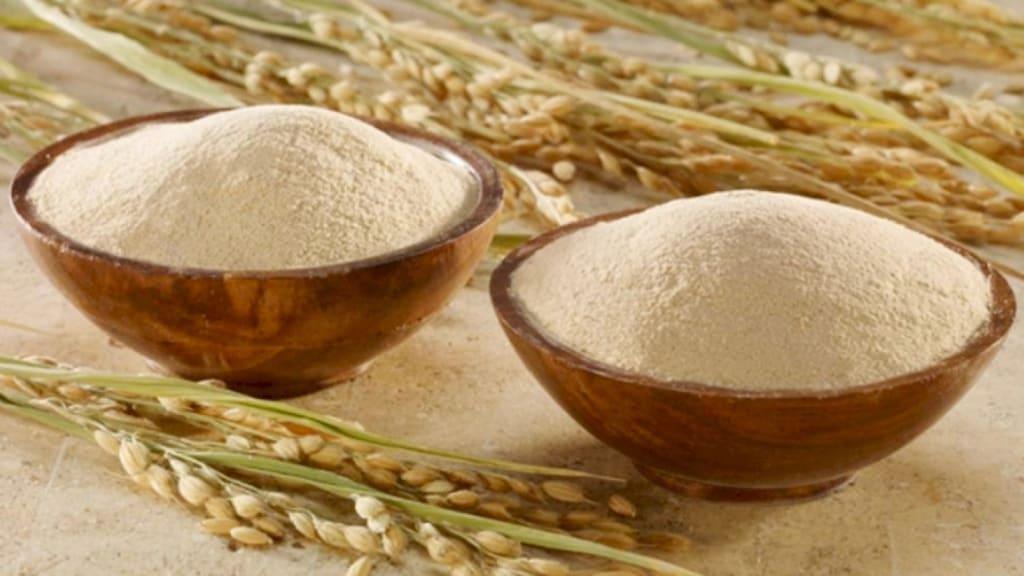 Fermentasi ragi tape dedak padi