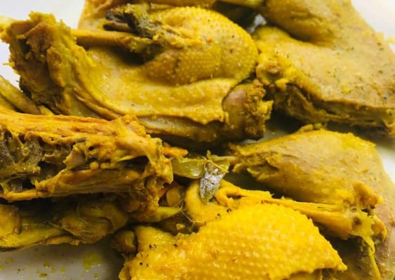 Masakan Bebek Goreng Ungkep yang paling banyak diminati