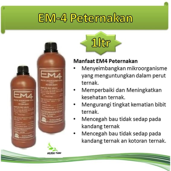 Fermentas Menggunakani EM4
