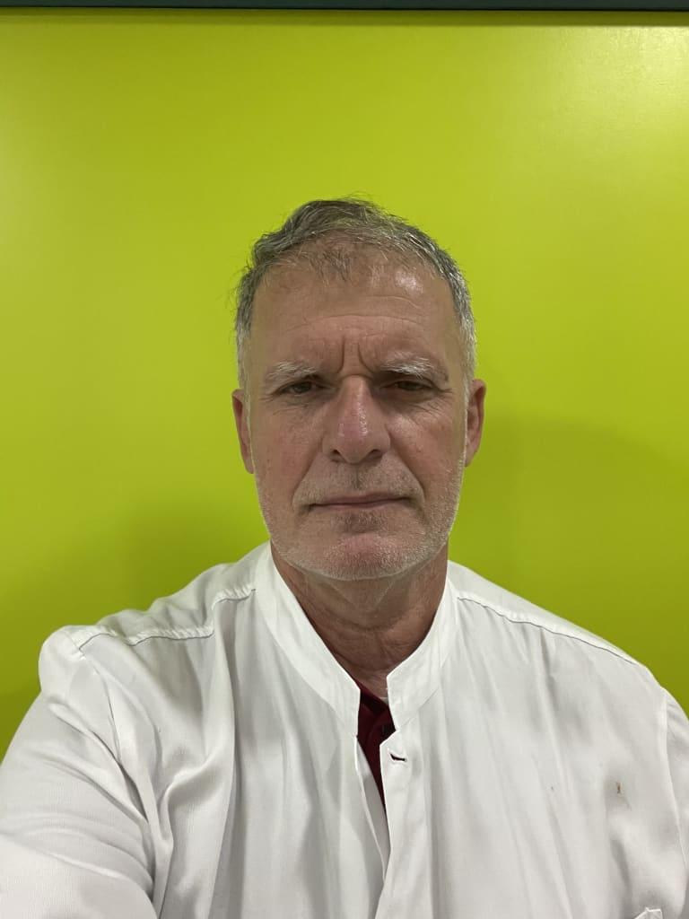 Νίκος Πανώριος - Φυσικοθεραπευτής και ιδρυτής της ΚΕ.ΦΑΠ