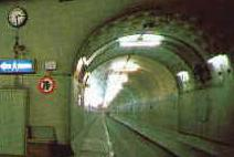 Old Elbtunnel