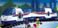 Playmobil RCE train
