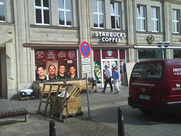 Starbucks Rathausmarkt HH
