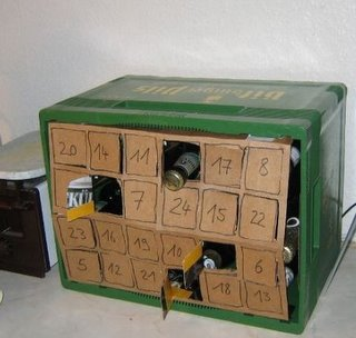 Bitburger Advent Calendar