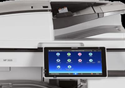 MP 3055 Black and White Laser Multifunction Printer