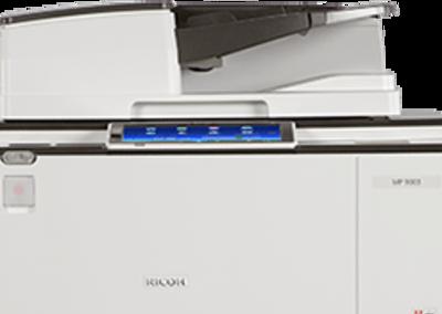 MP 9003 Black and White Laser Multifunction Printer