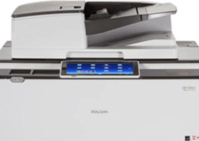 MP C6503 Colour Laser Multifunction Printer