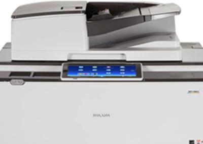 MP C8003 Colour Laser Multifunction Printer