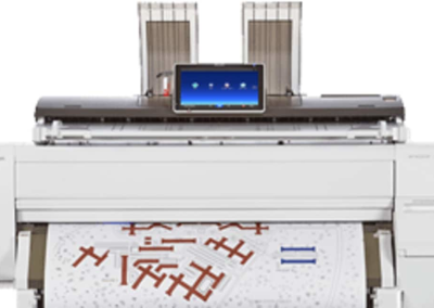 MP CW2201 Wide Format Colour Digital Imaging System