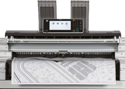 MP W6700SP Wide Format Digital Imaging System