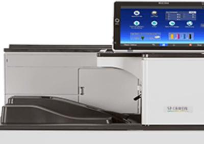 SP C840DN Colour Laser Printer