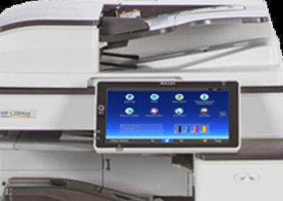 MP C2004ex Colour Laser Multifunction Printer