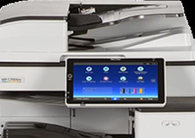MP C2504ex Colour Laser Multifunction Printer