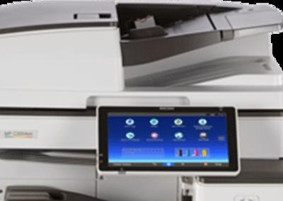 MP C3004ex Colour Laser Multifunction Printer