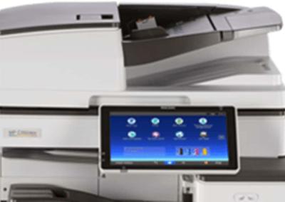 MP C3504ex Colour Laser Multifunction Printer