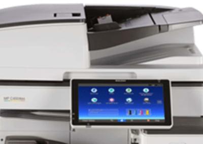 MP C4504ex Colour Laser Multifunction Printer