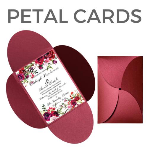 Petal Cards
