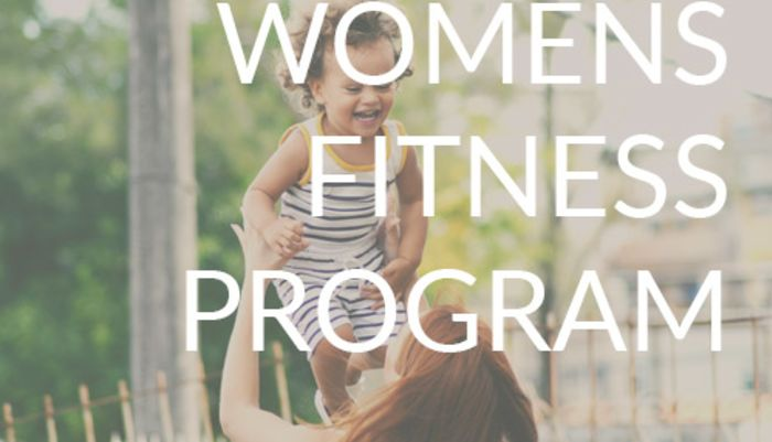 Womens fitness programme