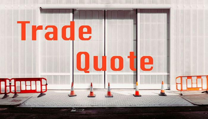 Trade Quote
